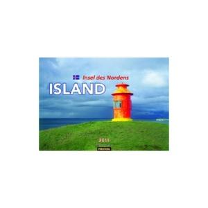 Island Kalender 2011