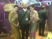 Besuch in Asien