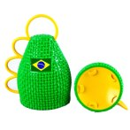 Caxirola-das brasilianische Faninstrument