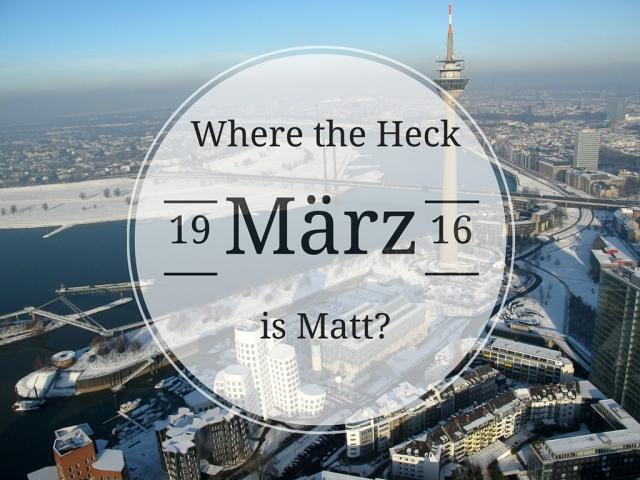 Where the hell is Matt-